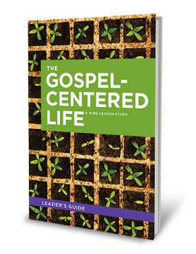 THE GOSPEL-CENTERED LIFE PROMOTION